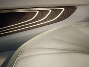 BMW Vision Future Luxury. Interior (04/2014).