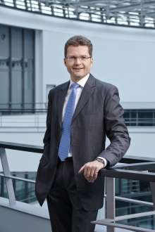 Reidar Fleck, BMW Group, Head of Process Driving Dynamics Product Line BMW i (04/2014)
