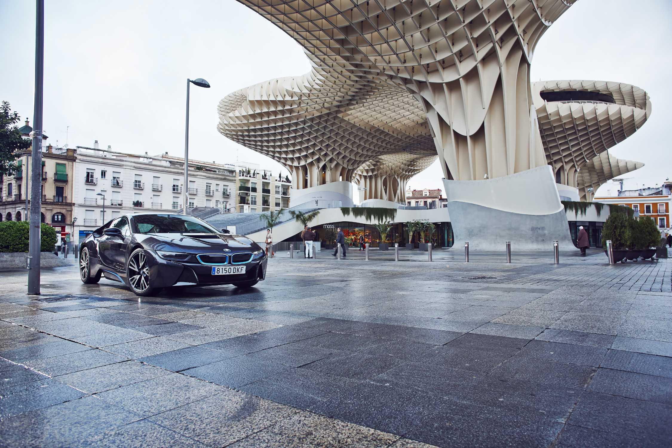 The Bmw I8 Most Progressive Plug In Hybrid Sports Car