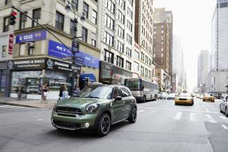 The new MINI Countryman. (04/2014)