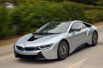 BMW i8 (04/2014)