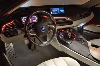 BMW i8, interior (04/2014)