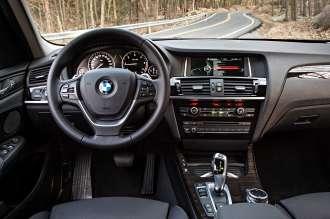 Der neue BMW X3 xDrive20d (04/2014).