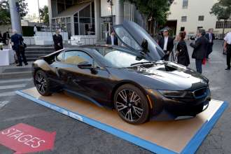 BMW i8: