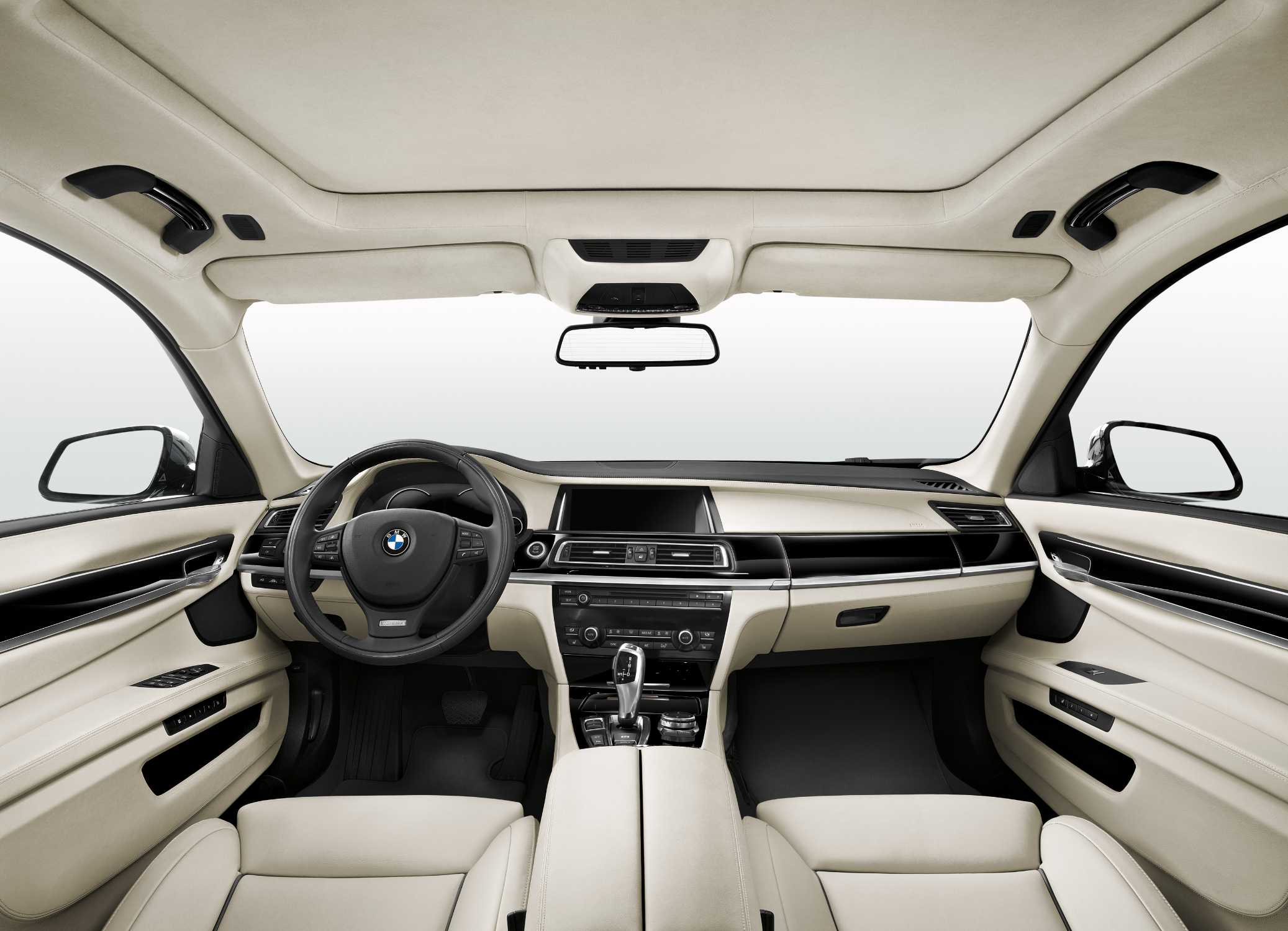 BMW 730d Edition Exclusive Interior Individual Leather Merino Platinum 05 2014