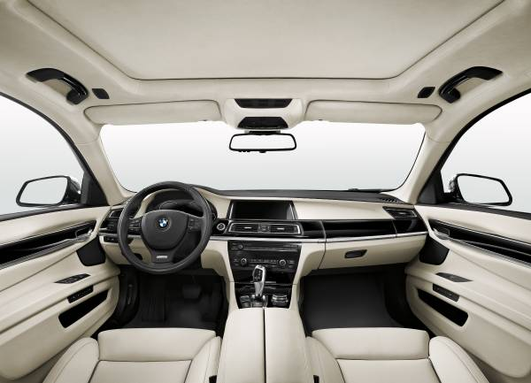 2015 BMW 7 Series For Lease Near Frederick Maryland