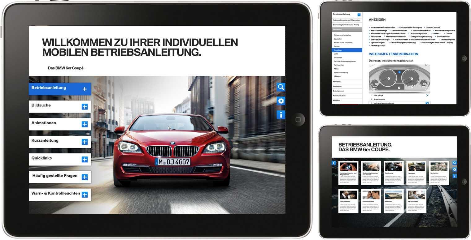 neue app für bmw kunden: der bmw driver's guide.