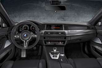 "The BMW M5 ""30 years of the M5"". (05/2014)"
