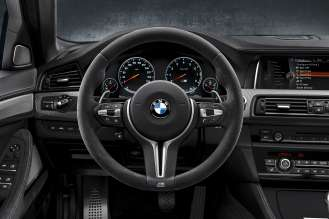 """The BMW M5 """"30 years of the M5"""". (05/2014)"""