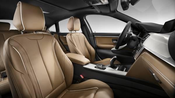 Bmw Individual 4 Series Gran Coupe 435i Interior 05 2014