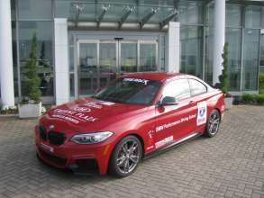 BMW Announces Participation In The 2014 One Lap Of America. (05/2014)
