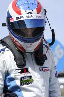 02.05.2014 to 04.05.2014, Tudor United Sportscar Championship 2014, Continental Tire Monterey Grand Prix, Mazda Raceway Laguna Seca, CA (USA). Dirk Müller (DEU), No 56, BMW Team RLL, BMW Z4 GTE. This image is Copyright free for editorial use © BMW AG