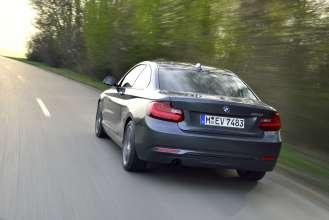 BMW 220i Coupe - Sport Line (04/2014).