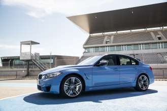 The new BMW M3 Limousine. (05/2014)