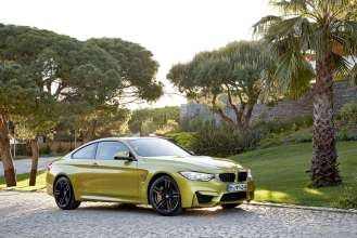 The new BMW M4 Coupe. (05/2014)
