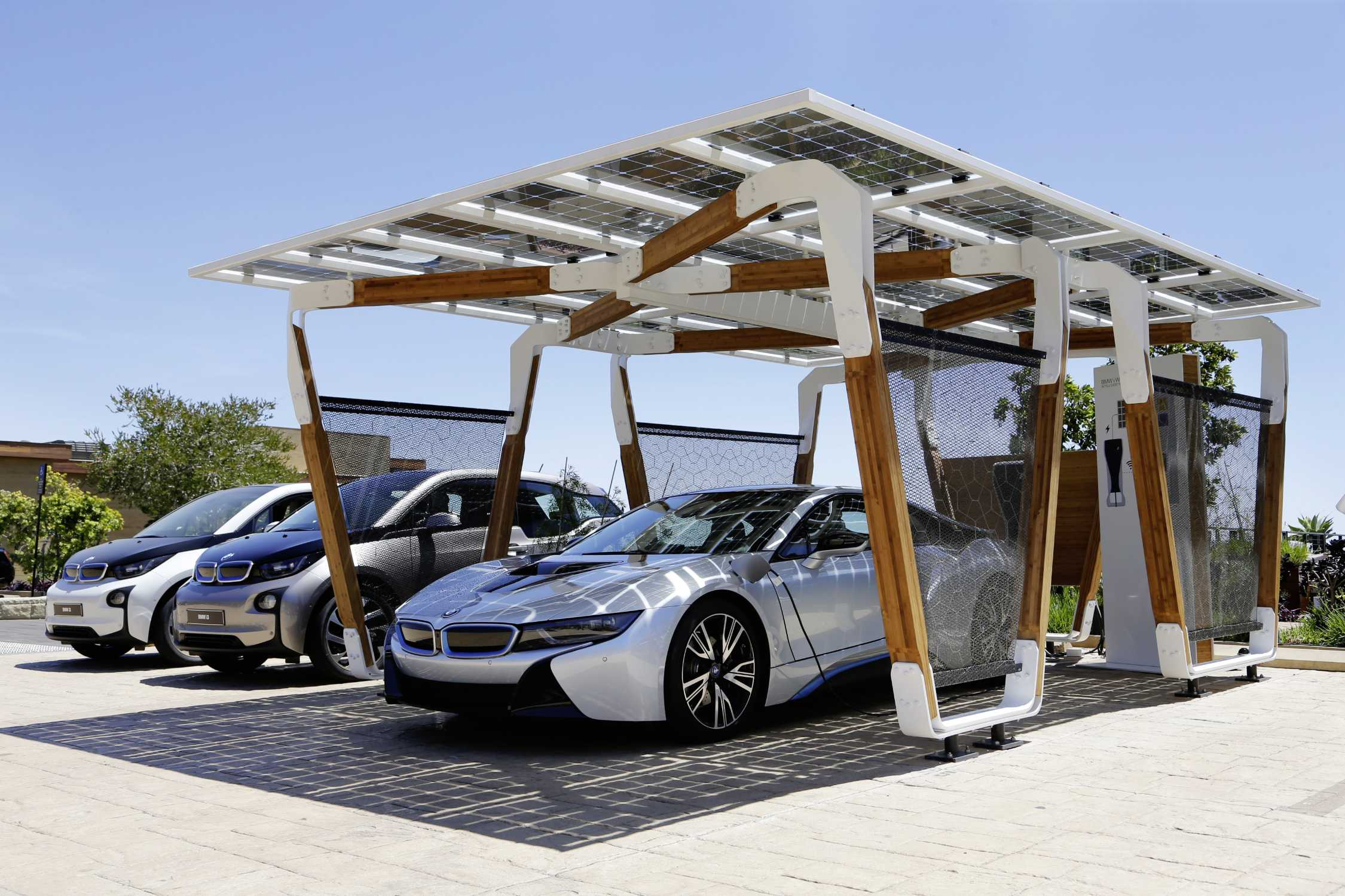 In Tune With Nature And With The Bmw I Design Idiom Bmw