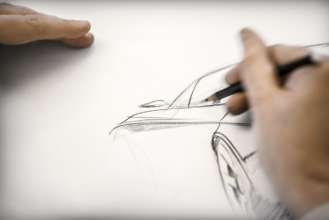 MINI Superleggera Vision. Design process. (05/2014)