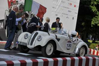 BMW at Mille Miglia 2014 (05/2014)
