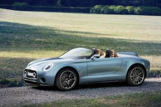 MINI Superleggera Vision. (05/2014)