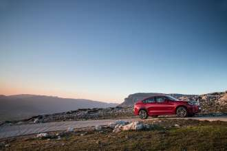 The new BMW X4 xDrive35i - M Sport package (05/2014).