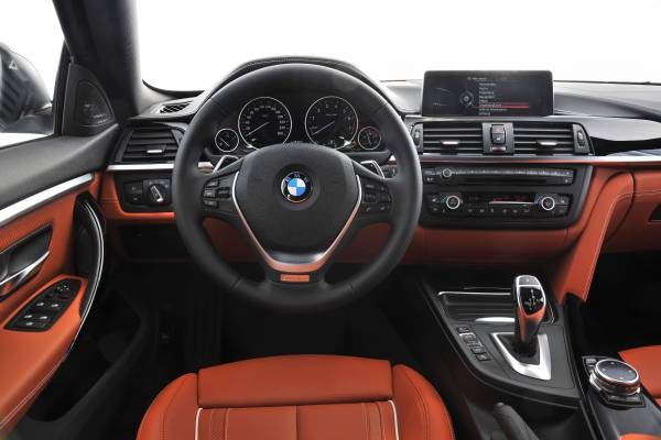 2015 BMW 4 Series For Lease Near Frederick Maryland Interior