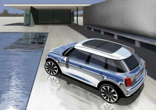The new MINI 5 door. (06/2014)