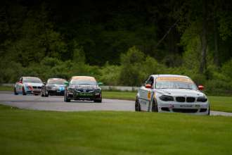 BMW Teams, CTSCC, Lime Rock Park, Lakeville, Conn. May 24, 2014