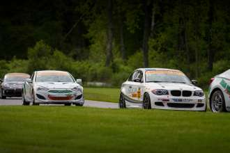BMW Teams, CTSCC, Lime Rock Park, Lakeville, Conn. May 24, 2014.