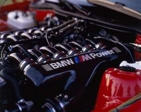 BMW M8 prototype engine. (06/2014)