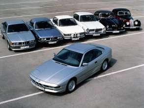 BMW 8 series (E31), 1990. (06/2014)