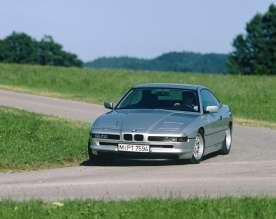 BMW 850i / 1990. (06/2014)