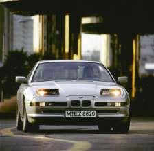 BMW 840Ci (E31), 1993. (06/2014)