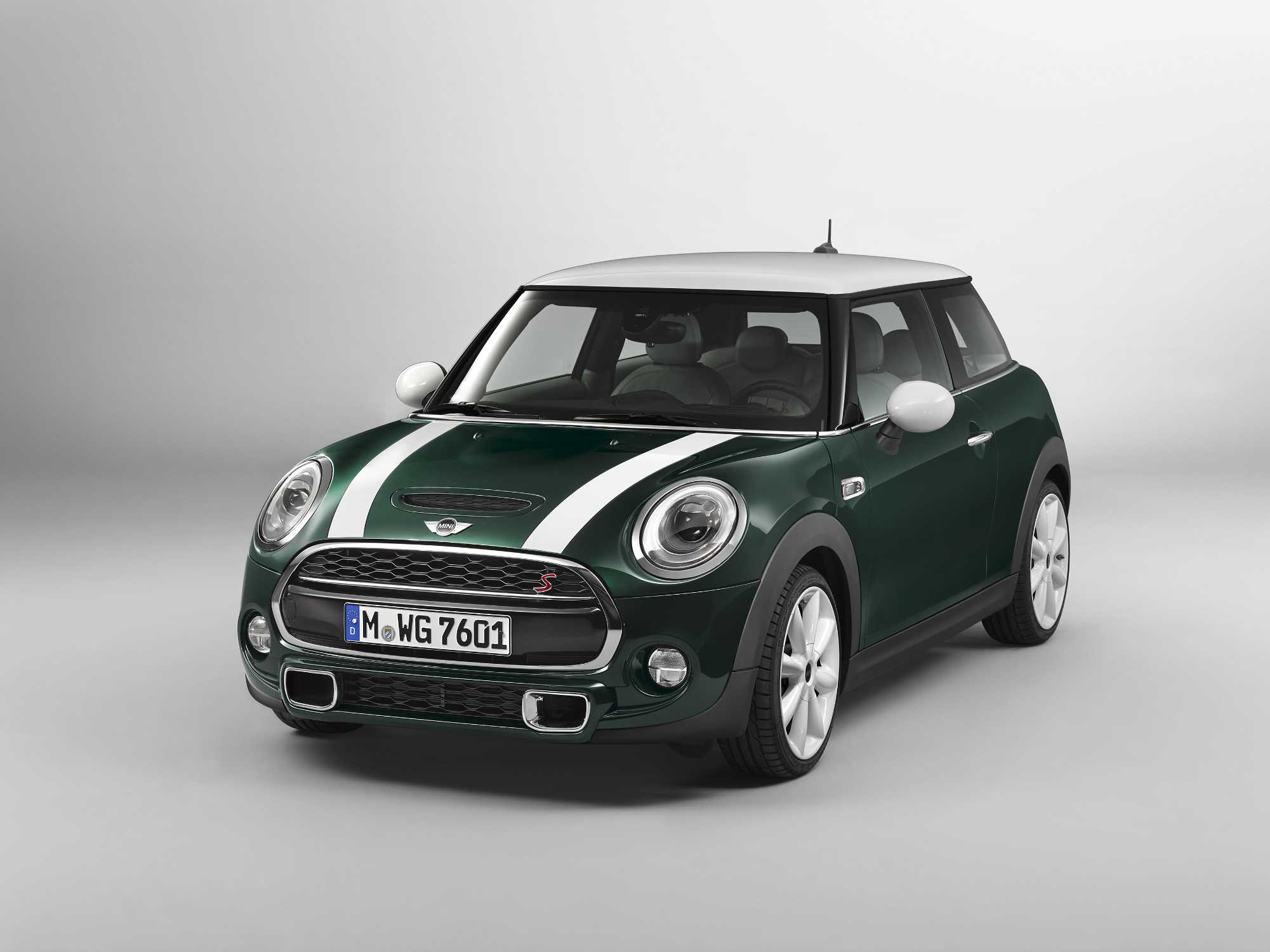 More driving fun more variety the new mini with additional engine variants