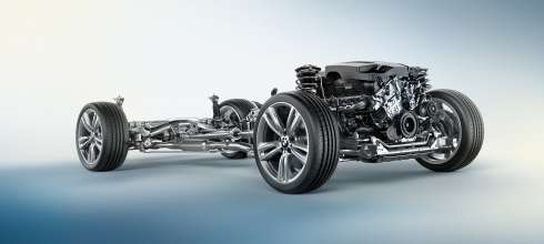 BMW 4 Series Gran Coupe  - Chassis (06/2014).
