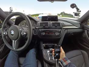 GoPro BMW Connected Drive. (06/2014)
