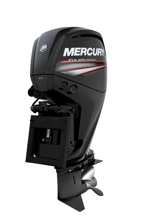 mercury marine fourstroke 115hp engine designed by bmw group designworksusa side view 06 2014. Black Bedroom Furniture Sets. Home Design Ideas
