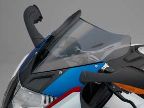BMW K 1300 S Motorsport, Black storm metallic, Light white, Lupine blue metallic (07/2014)