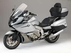 BMW K 1600 GTL, Glacier silver metallic (07/2014)