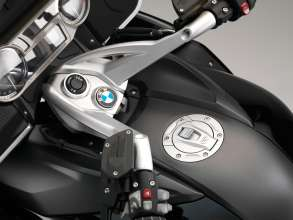 BMW K 1600 GTL, Black storm metallic (07/2014)