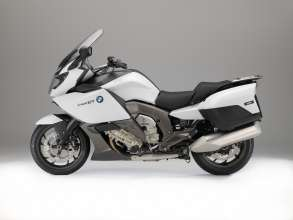 BMW K 1600 GT, Light white (07/2014)