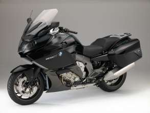 BMW K 1600 GT, Black storm metallic (07/2014)