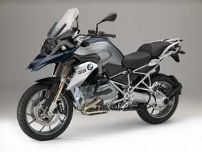 BMW R 1200 GS, Frozen dark blue metallic (07/2014)