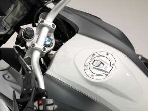 BMW R 1200 GS, Alpine white (07/2014)