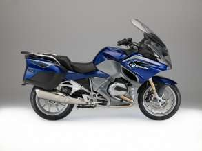 BMW R 1200 RT, San Marino blue metallic / Granite grey metallic matt (07/2014)