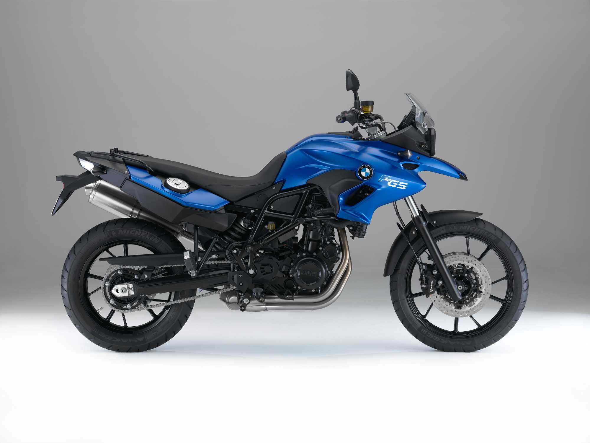 bmw f 700 gs racing blue metallic matt 07 2014. Black Bedroom Furniture Sets. Home Design Ideas