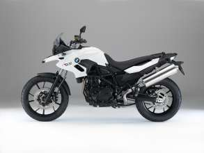 BMW F 700 GS, Alpine white 3 (07/2014)