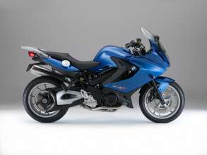 BMW F 800 GT, Montego blue metallic (07/2014)