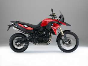 BMW F 800 GS, Racing red (07/2014)