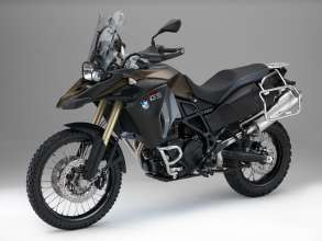 BMW F 800 GS Adventure, Kalamata metallic matt (07/2014)