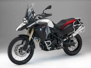 BMW F 800 GS Adventure, Alpine white 3 (07/2014)